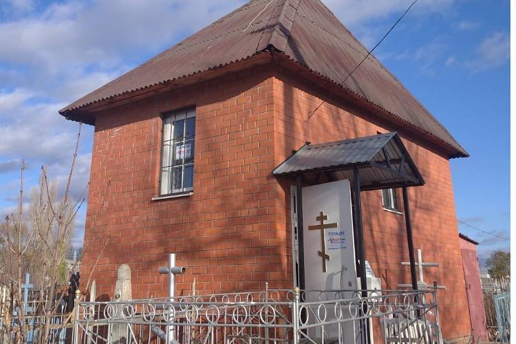 Продолжился пересчет старого кладбища на Комсомольской