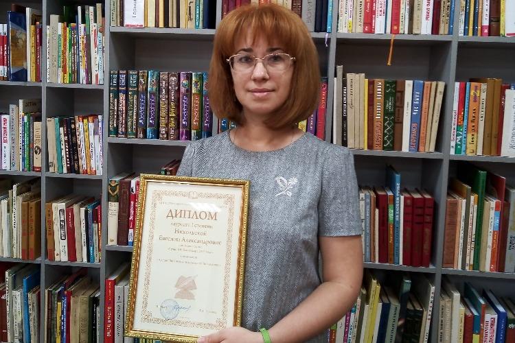 Знай наших! Лучший модельный библиотекарь живет и работает в Балаково