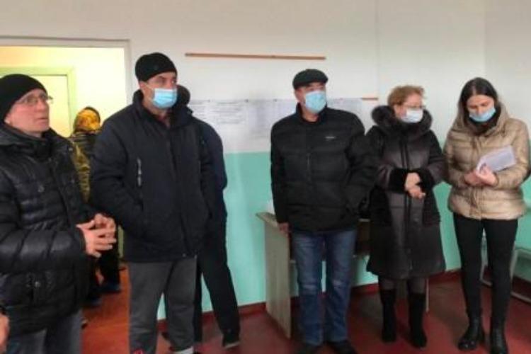 Почему проведенный газ не торопиться к сельчанам. Александр Соловьев побывал в Новоуспенке