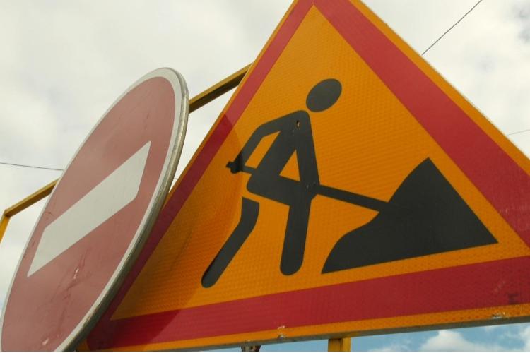 Внимание! На Подсосенском шоссе ограничено движение транспорта