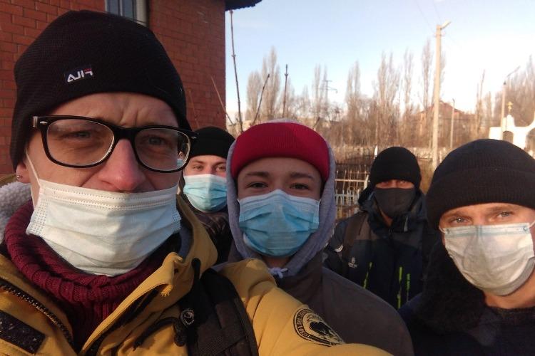 Волонтеры продолжают вести перепись старого кладбища в Балакове