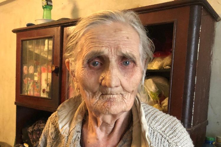 Разве это грязно, вам показалось! Как живется пенсионерке в заботливых руках соцслужбы