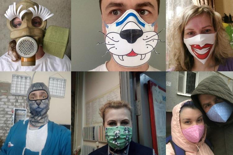 """Балаковцы! Примите участие в конкурсе дизайнерских защитных масок """"Дыши красиво!"""""""