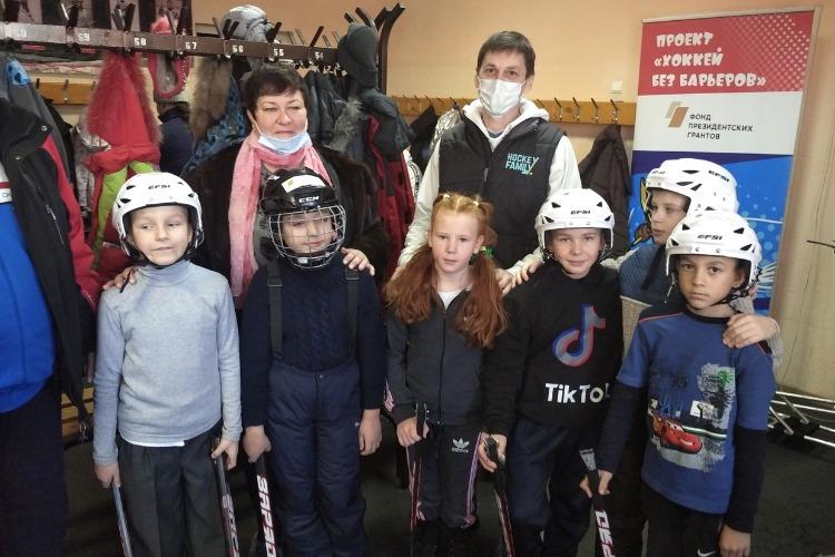 Параспортсменам следж-хоккейной команды Балакова нужна спонсорская помощь