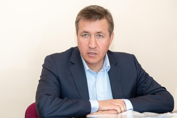 Александр Соловьев провел дистанционный прием граждан