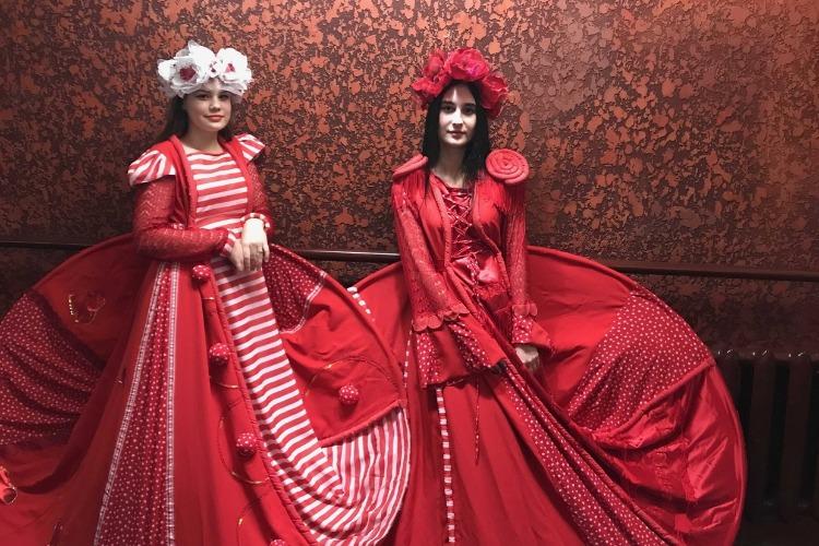 Модели из Балакова завоевали Гран-при международного фестиваля в Сочи