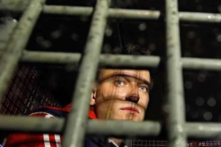"""Что случилось этой ночью. Навального доставили в СИЗО """"Матросская тишина"""""""
