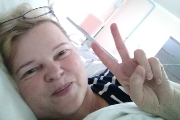 Низкий поклон врачам! Надежда Познякова выписалась из больницы