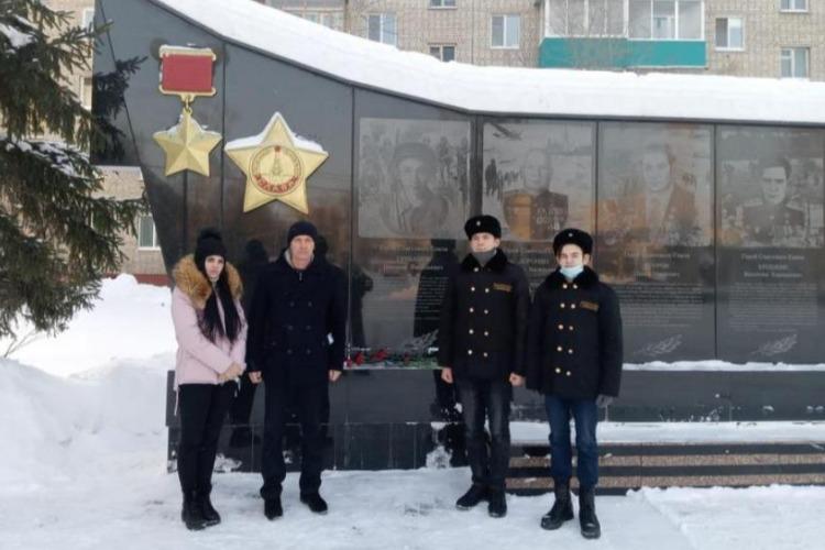 В Балакове проводится неделя памяти Николая Грибанова