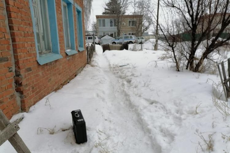 Под Балаковом обнаружено тело пенсионерки с окровавленным лицом