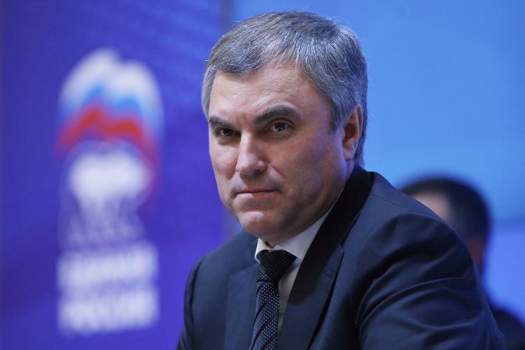 Вячеслав Володин идет в госдуму по одномандатному округу Саратова. Но Балаковом заниматься продолжит