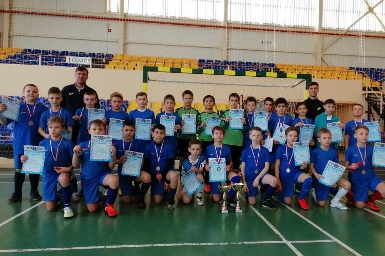 В Форуме состоялся юношеский фестиваль футбола