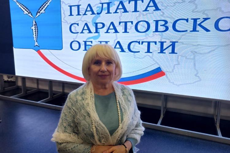 Наталью Караман избрали зампредом Общественной палаты Саратовской области