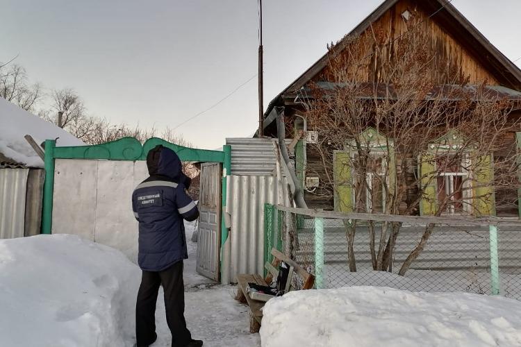 В Алексеевке найдено тело мужчины с пробитой головой и многочисленными ожогами