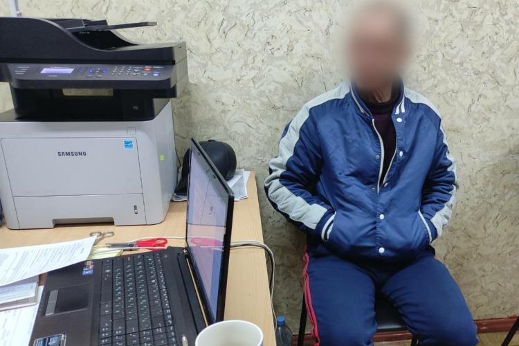 Подозреваемый в убийстве сельчанина задержан и дает показания