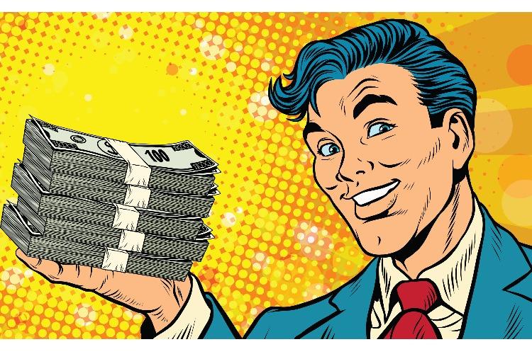 Один лотерейный миллионер как сквозь землю провалился. Это случайно не Вы?