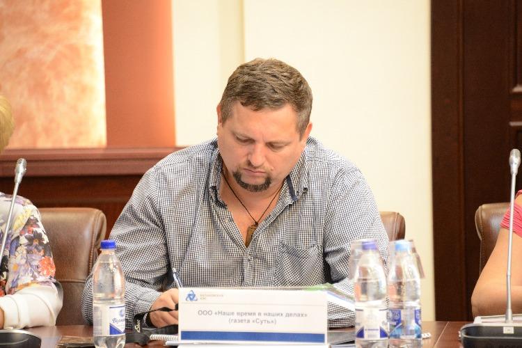 Профессия — журналист. Главред Сути Сергей Губанов дал интервью Центральной библиотеке