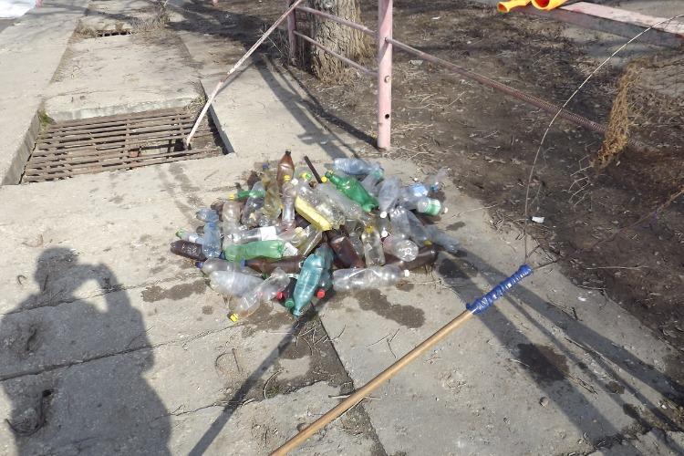 Волонтер из Балакова каждый год очищает любимый всеми водоем
