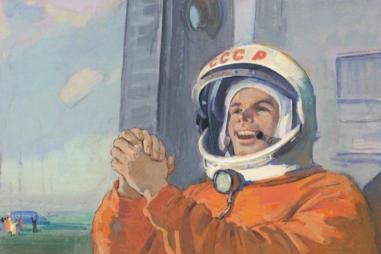 Как балаковцы отпразднуют 60-летие полета в космос Юрия Гагарина
