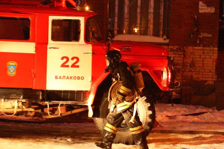 В ночном пожаре на Минской пострадал маленький ребенок