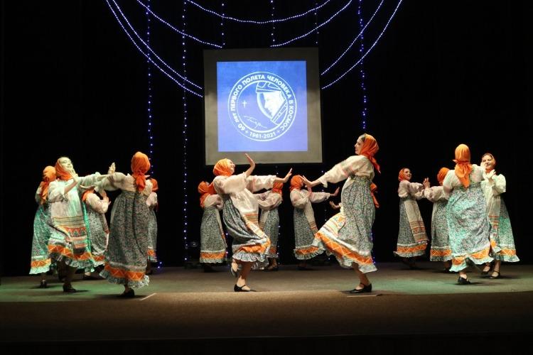 В Центре искусств отметили День космонавтики концертом в режиме нон-стоп