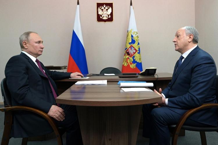 Пока всё идёт в соответствии. О чем говорили Путин с Радаевым