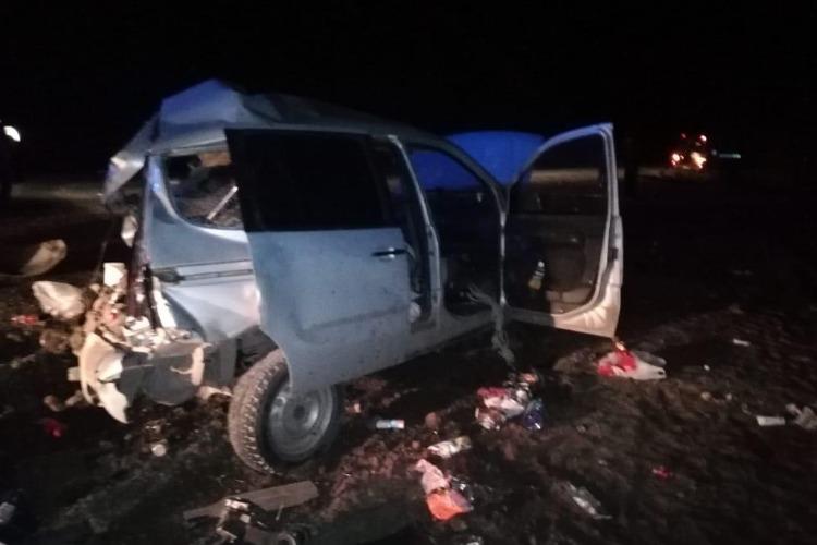 В ДТП на трассе по вине дальнобойщика пострадали 3 человека