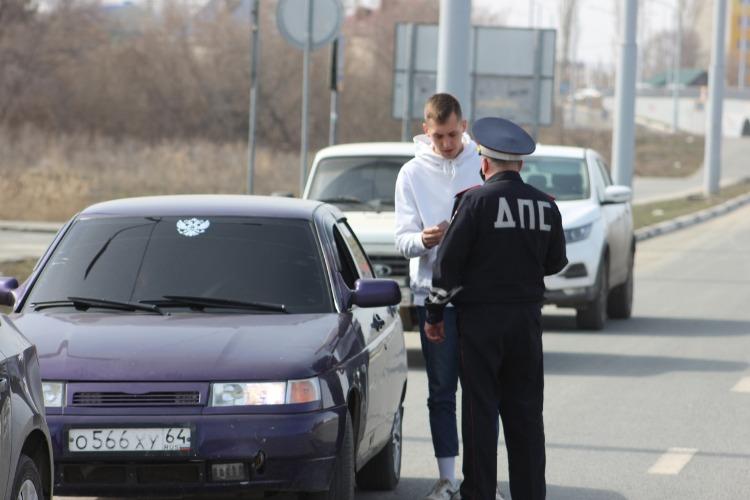 За сутки в Балакове выявили 109 нарушений ПДД
