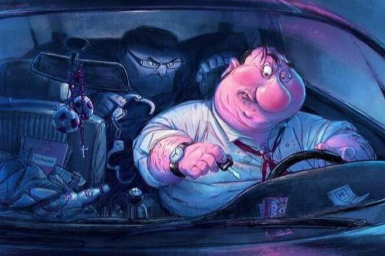 За минувшие выходные балаковские инспекторы поймали 8 нетрезвых водителей