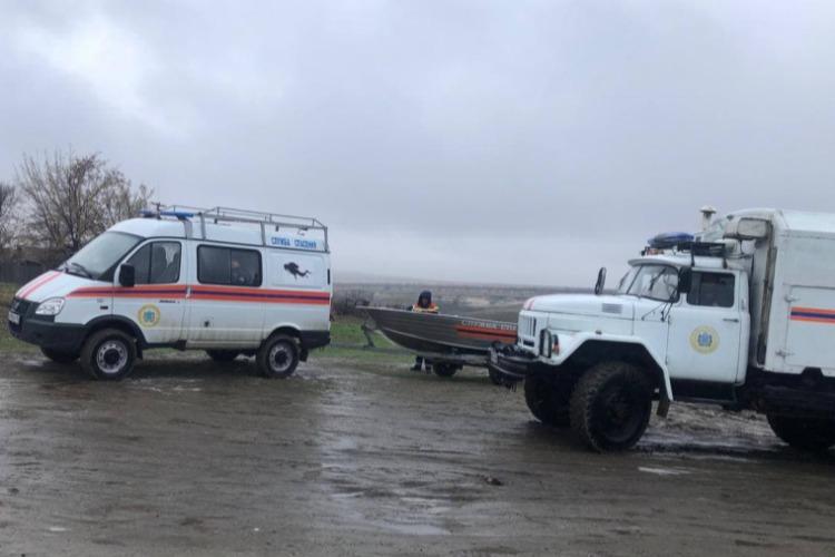 Трое рыбаков сгинули в пучине Волги
