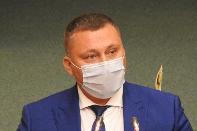 Сергей Грачев с радостью возглавил Балаковский район