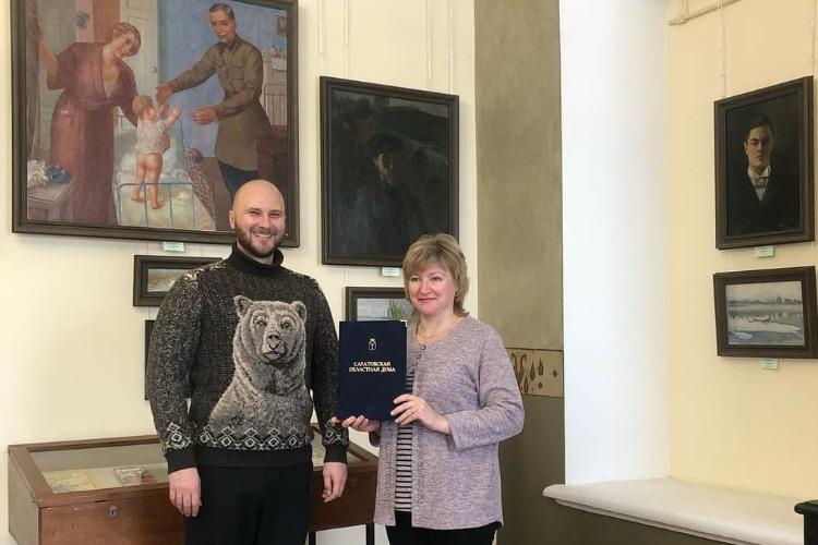 Депутат с женой-сверхбогачкой: Были бы у меня реально такие деньги, купил бы картину Караваджо для Хвалынска