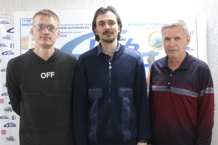 Разговорчики в редакции: историк, писатель и учитель Соловьев