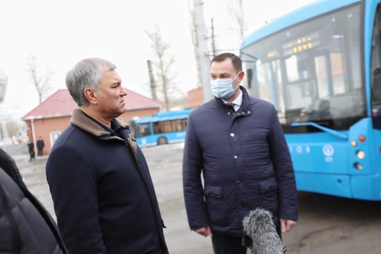 В этом году в регион поступит 94 новых троллейбуса