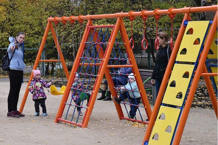 Доедут ли детские и спортплощадки с Урала до Балакова?