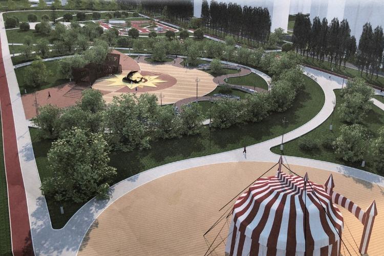 Предложи свое название новому парку Балакова