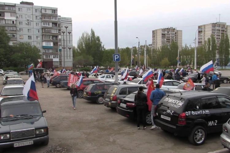 В Балаково пройдет автопробег, посвященный 9 мая