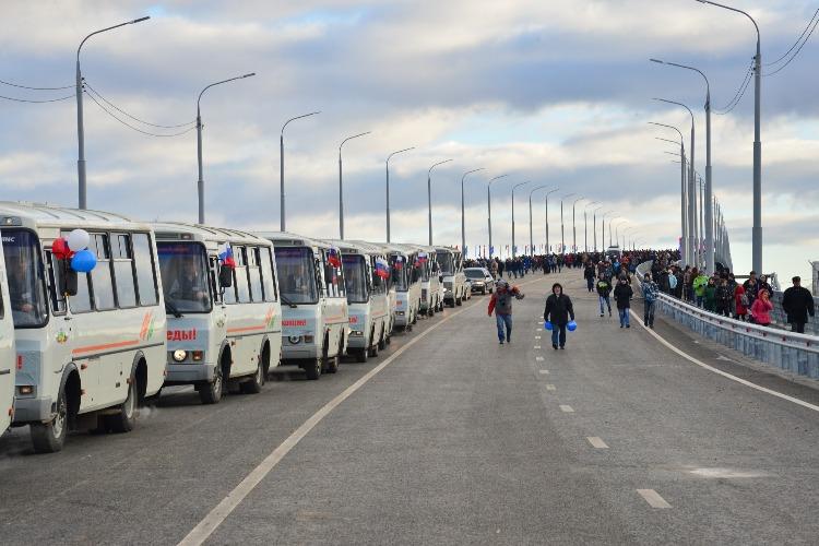 Нужны ли троллейбусы балаковскому мосту Победы?
