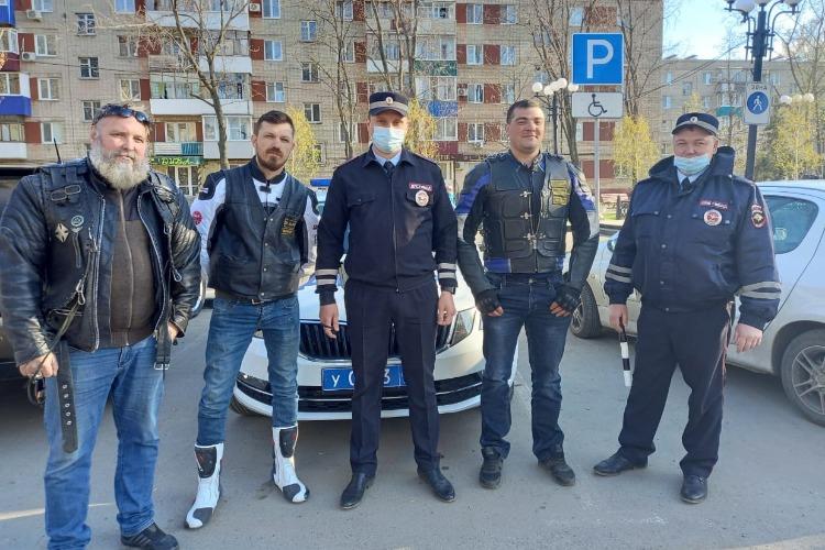 Балаковская госавтоинспекция провела операцию Двухколесный транспорт