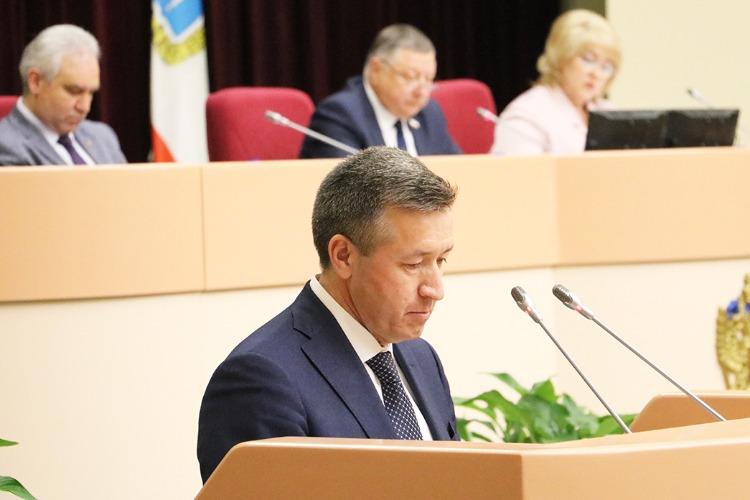 Александр Соловьев утвержден облдумой на должность зампреда
