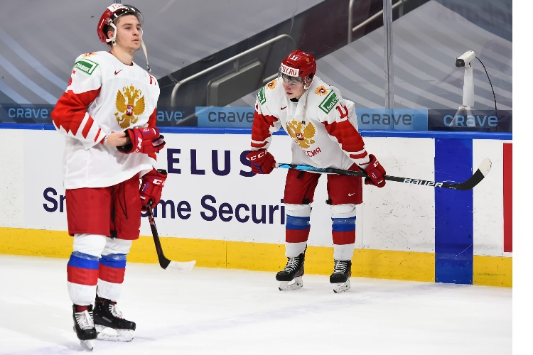 Что случилось этой ночью. Российские юниоры проиграли канадцам финал чемпионата мира по хоккею