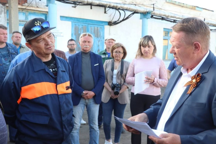 Николай Панков: Зарплата сотрудников Комбината благоустройства поднимется на 30%