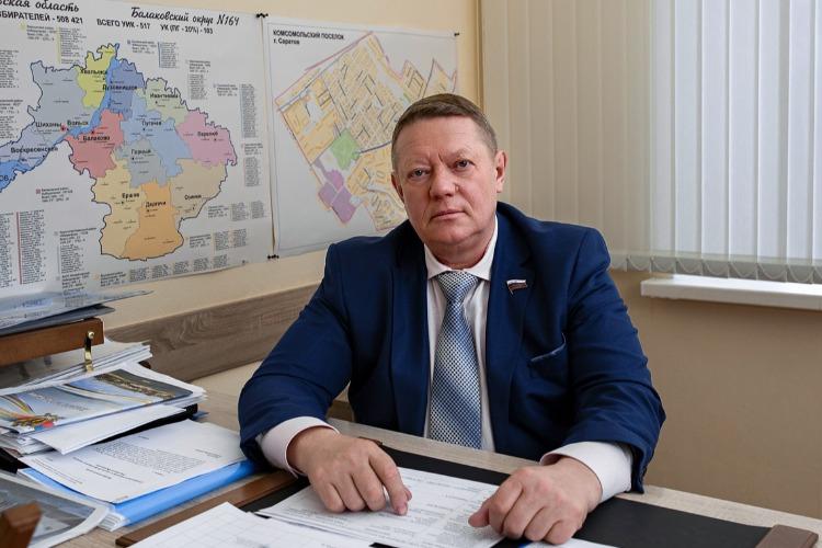 Николай Панков поздравил земляков с Днём Победы