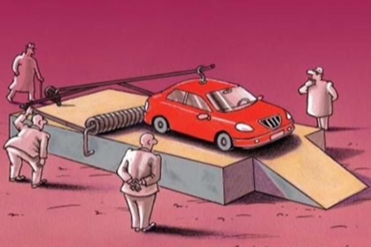 Российский авторынок продолжает неуклонно прибавлять стоимость машин