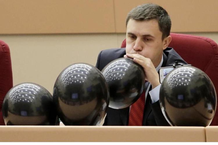 Мужик сказал — мужик сделал! Вячеслав Володин готов лично поставить крест на политической карьере Николая Бондаренко