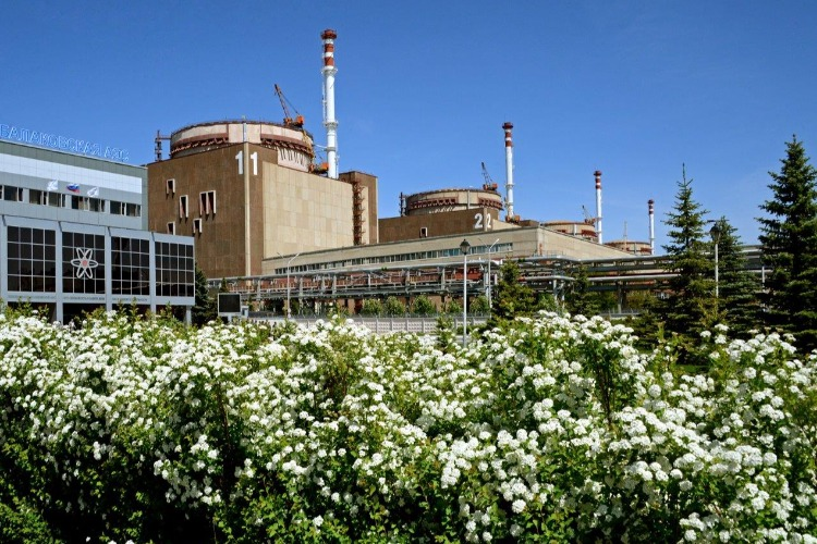 Более 781 миллиона рублей поступило с начала года в бюджет страны от Балаковской АЭС