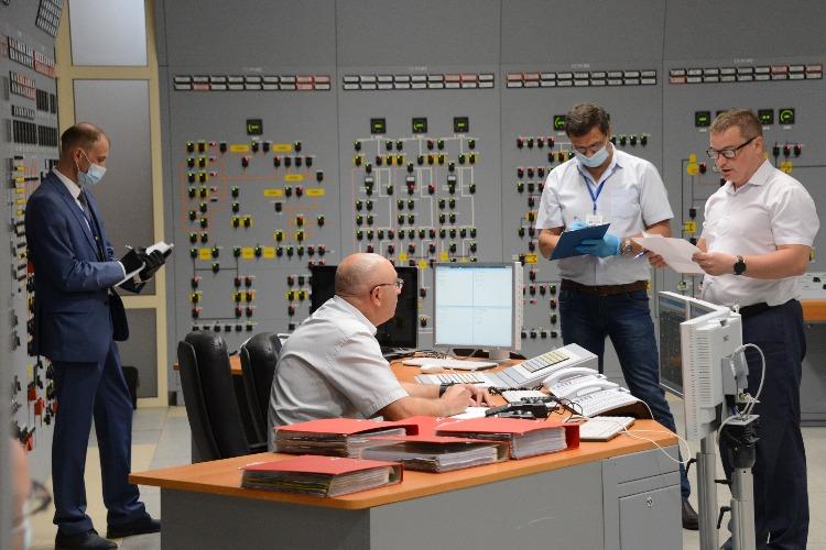 На Балаковской АЭС работают эксперты ВАО АЭС в рамках повторной партнерской проверки