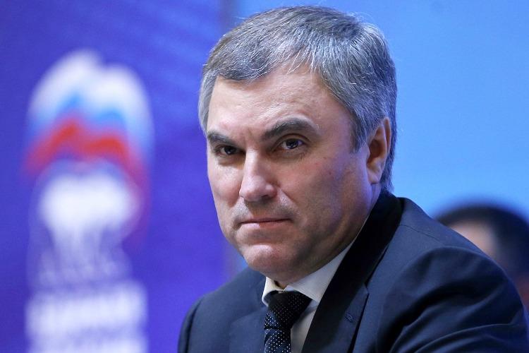 Вячеслав Володин: стартуют законы о 100-процентной оплате больничного по уходу за ребенком и о гаражной амнистии