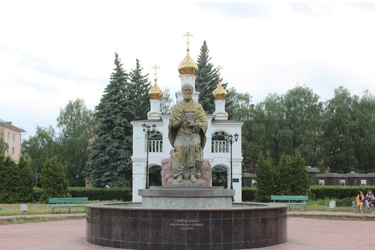 Город Креста и родина Жигулей. Что посмотреть и куда сходить в Тольятти?