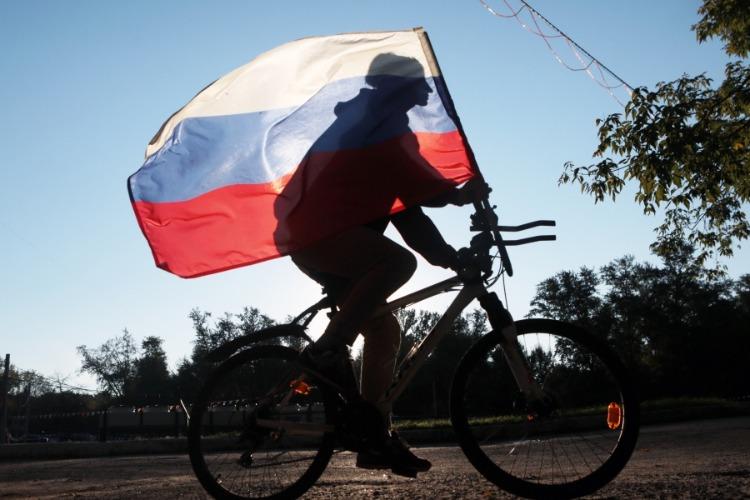В субботу в Балаково состоится велопробег в честь Дня России